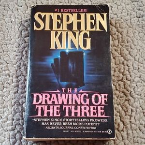 The Drawing of Three by Stephen King